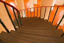 Free Stair Royalty Free Stock Photo - 16386795