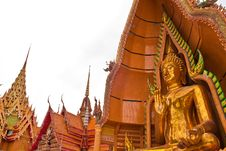 Teample In Thailand Royalty Free Stock Photos