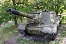 Free Russian Tank Stock Photo - 16387340