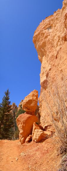 Free Stack Of Rocks In Bryce Canyon Stock Photo - 16387960