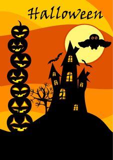 Free Halloween Royalty Free Stock Photos - 16388018