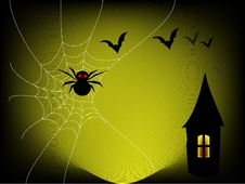 Free Halloween Background Stock Photography - 16388372