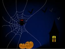 Free Halloween Background Stock Images - 16388444