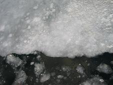 Free Floating Ice Royalty Free Stock Photo - 16388995