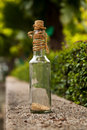 Free Old Bottle Stock Photography - 16395462