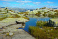 Free Picturesque Norway Landscape Royalty Free Stock Images - 16399149