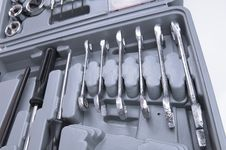 Free Tool Box Stock Image - 16392771