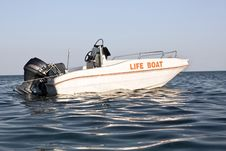 Free Lifeboat Stock Image - 16392951