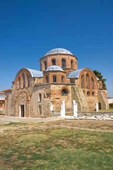 Free Byzantine Church Royalty Free Stock Images - 16393339