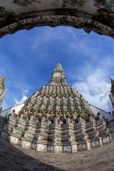 Free Wat Arun Stock Photo - 16393650
