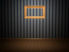 Free Room With Frame Stock Photography - 16393872
