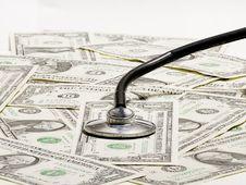 Free Stethoscope Stock Image - 16394541