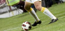 Free Soccer Player Stock Images - 16395084