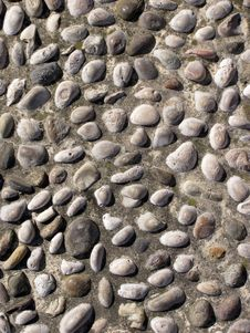 Free Stones Background Royalty Free Stock Images - 16395129