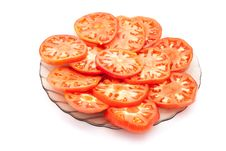Free Sliced Tomatoes Stock Images - 16395204