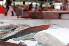 Free Fish Market Stock Photography - 16395382