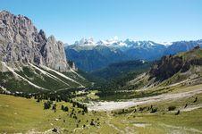 Free Italian Dolomites. Royalty Free Stock Image - 16396636