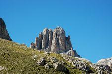 Free Italian Dolomites. Stock Images - 16396724