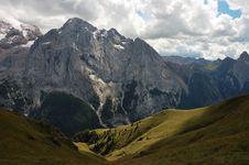 Free Italian Dolomites. Stock Image - 16396781