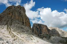 Free Italian Dolomites. Stock Photography - 16396912