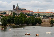 Free Castle In Prague Stock Photo - 16397000