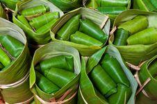 Free Thai Dessert Stock Photography - 16397102