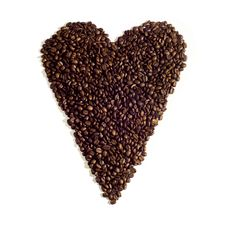 Free Heart Made Of Beans Royalty Free Stock Image - 16397266