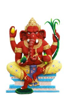 Free Lord Ganesha Royalty Free Stock Photos - 16398608