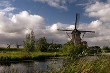 Free Windmills Stock Photo - 16398660