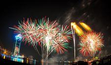 Free Firework Stock Image - 16398661
