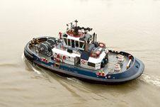 Free Tug Boat Royalty Free Stock Images - 16398809