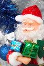 Free Santa Claus  And Christmas Tree Royalty Free Stock Image - 1648256