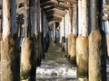 Free Under The Pier Stock Photography - 1649502