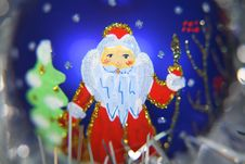Santa Claus Image Stock Photos