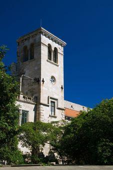 Free Lokrum Monastery Stock Photography - 1641512