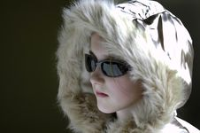 Free Cool Winter Wear 3 Royalty Free Stock Photography - 1642027