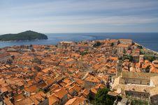 Free Dubrovnik Stock Image - 1642321