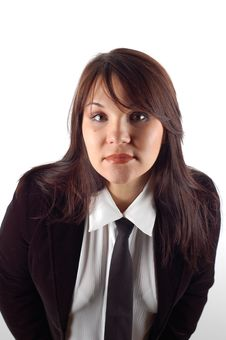 Free Business Woman 6 Stock Image - 1645421