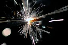Free Sparkler Stock Photography - 1645652