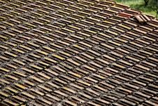 Free Old Roof Royalty Free Stock Photo - 1646675