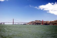 Free Golden Gate Bridge, San Francisco, USA Stock Photography - 1646712