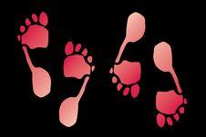 Free Barefoot Stock Photo - 1646740
