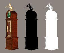 Free Clock Royalty Free Stock Image - 1646896