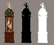 Free Clock Royalty Free Stock Photography - 1646897