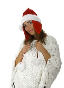 Free Christmas Woman Stock Images - 1647174