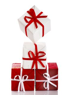 Free Gifts Boxes Royalty Free Stock Photography - 1647377