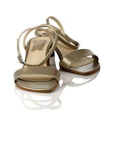 Free Feminine Sandals Stock Image - 1647561