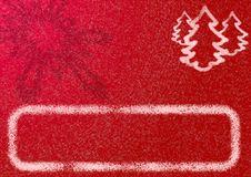 Free Christmas Background_input_text Royalty Free Stock Photos - 1648458