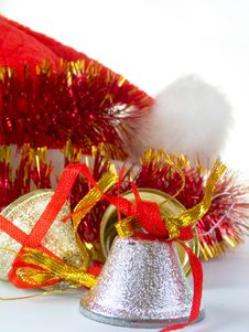 Free Xmas Bells 10 Royalty Free Stock Photography - 1649897