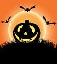 Free Halloween Pumkin Royalty Free Stock Photos - 16401038